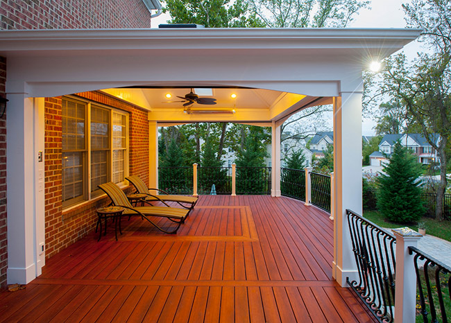 Beautiful Decks in Maryland and Virgina
