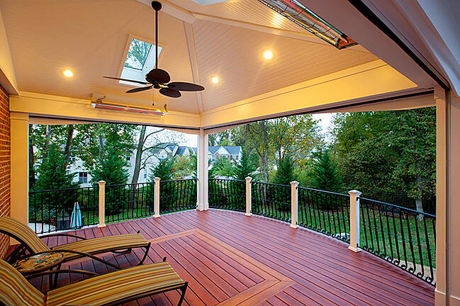 Zuri Decking - High Quality Decking Material