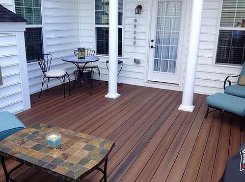 Zuri Decking  - Patio