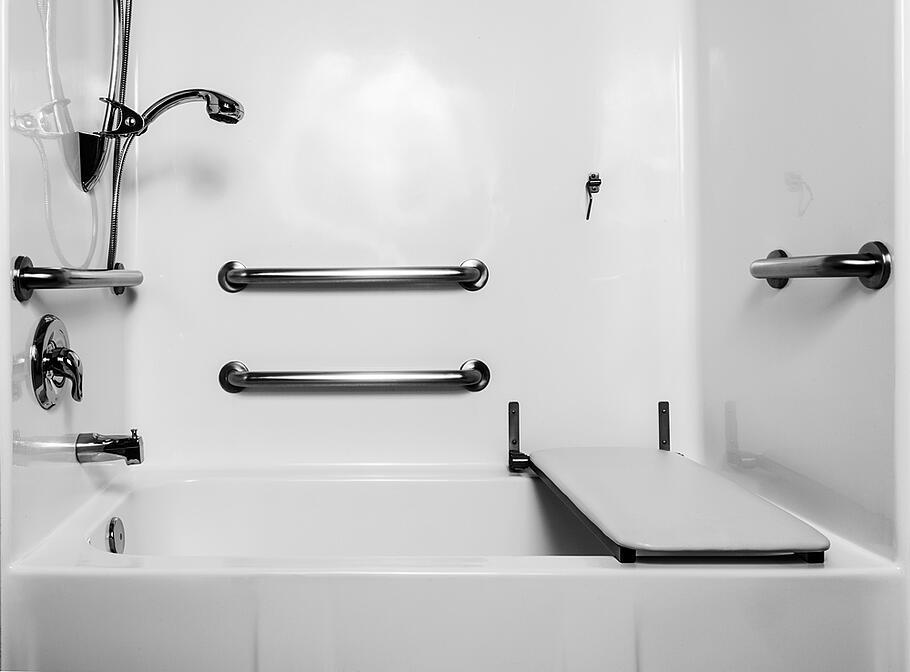 Important Bathroom Remodeling Tips For Senior Citizens - Bathroom renovation for elderly