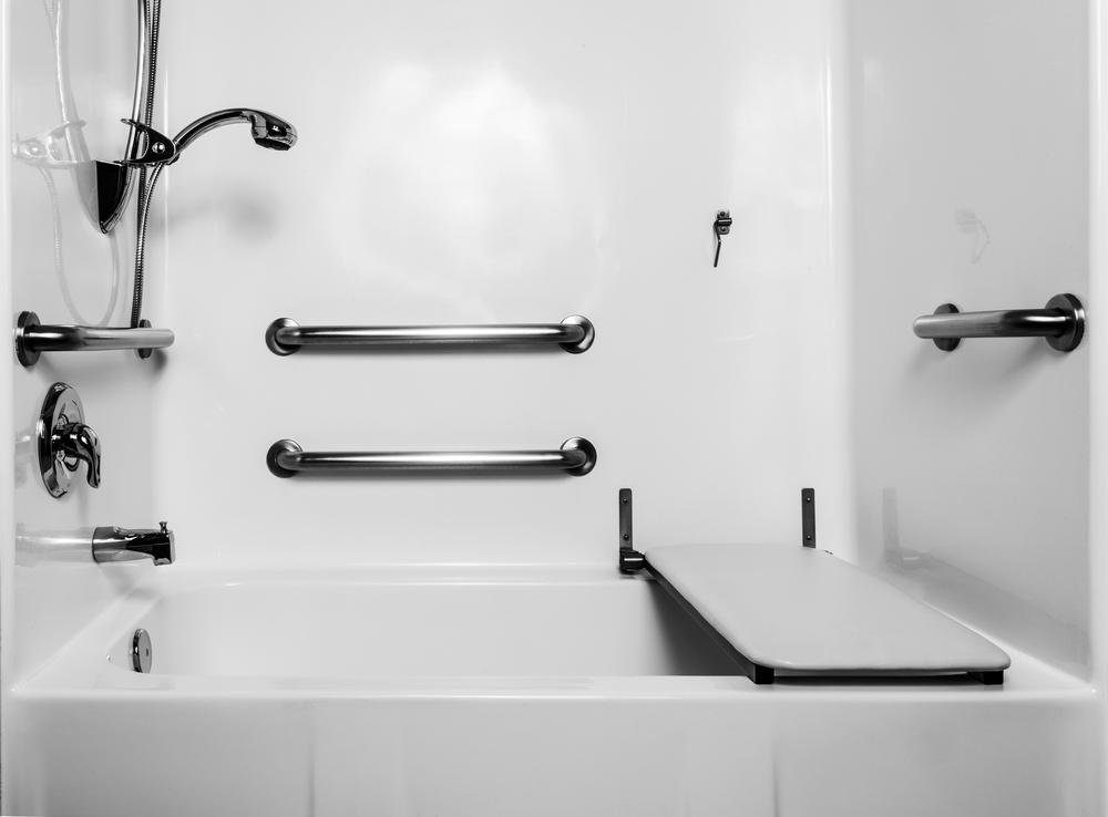 Nice Ada Compliant Bathroom Design For Senior Citizens