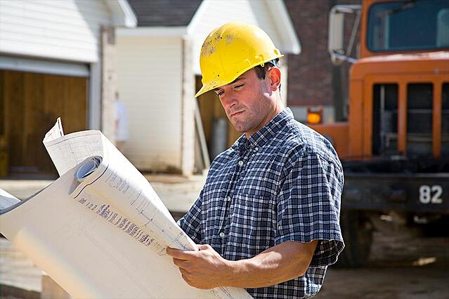 contractor stock image by HubSpot