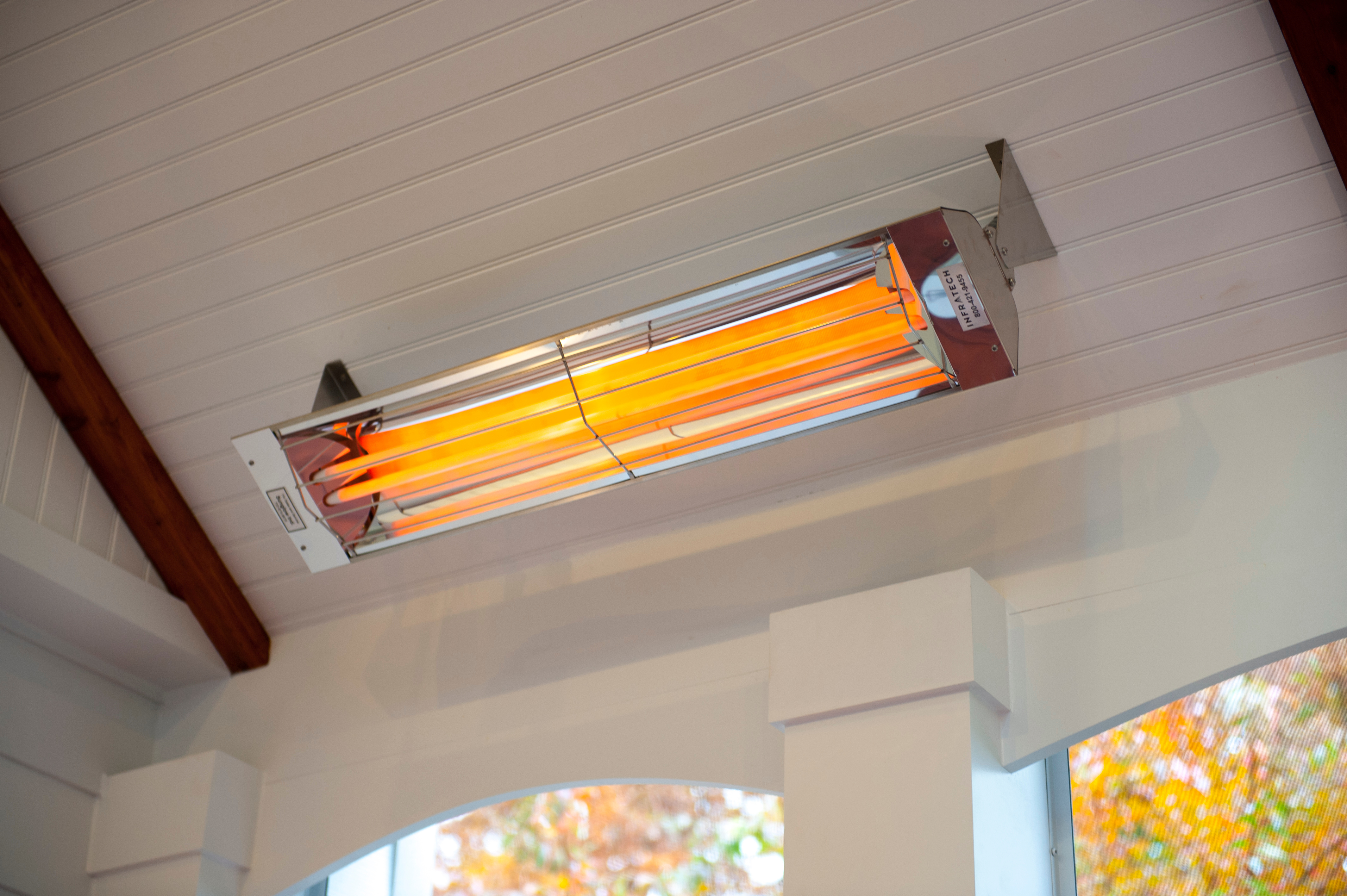 What Are The Benefits Of Adding Infrared Heaters To A