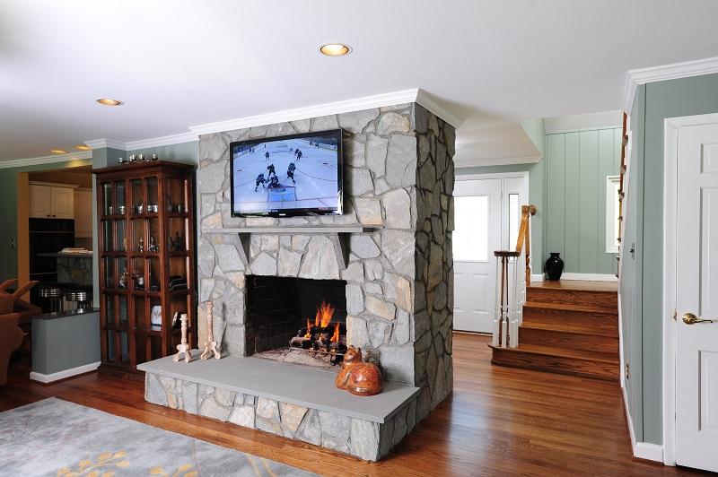 Basement addition remodel Rockville, MD