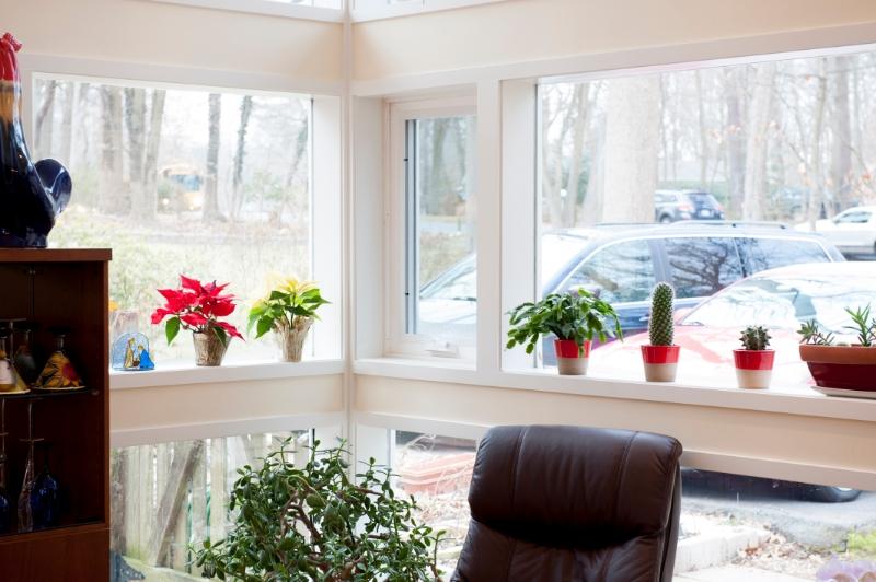 custom windows sun room addition Bethesda, MD