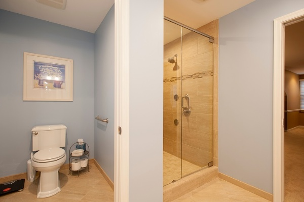 custom bathroom remodel Reston VA