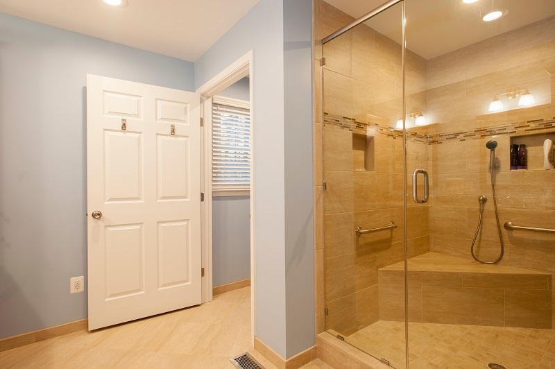 custom shower Reston, VA