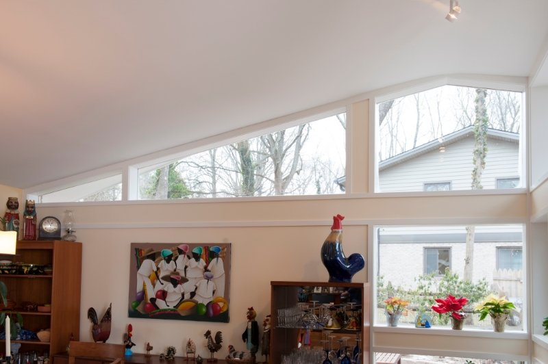 Sun room addition in Carderock Springs, Bethesda, MD