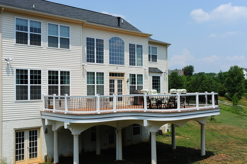 professional AZEK deck builder in Fulton, MD