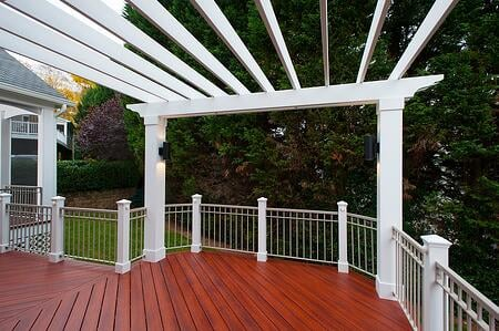 brazilia-zuri-decking-white-pergola-potomac-md