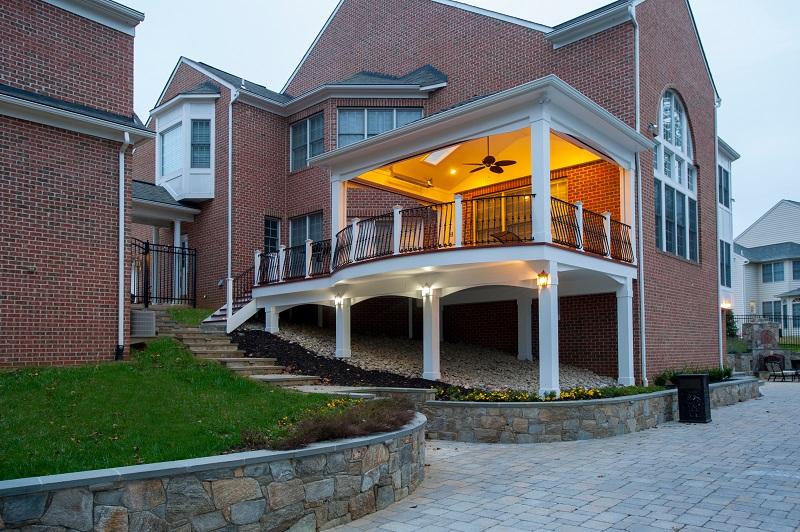 ... Zuri Decking Bowie, Maryland High End Retractable Screen Porch ...