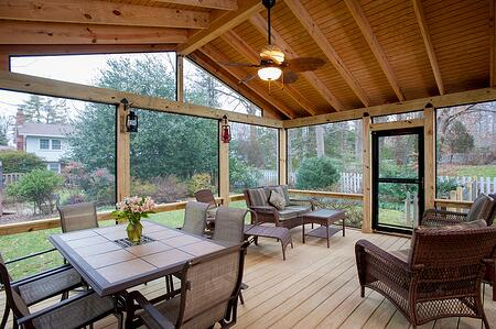 pressure-treated-screened-porch-interior-fairfax-va