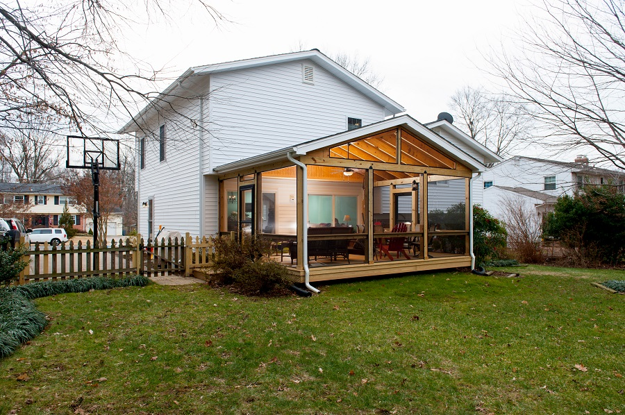 Official Deck And Screened Porch Contracting Blog For The