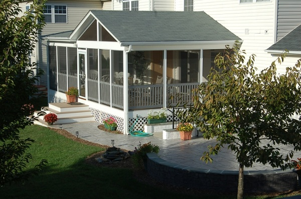 screened porch builder in Potomac, MD 1