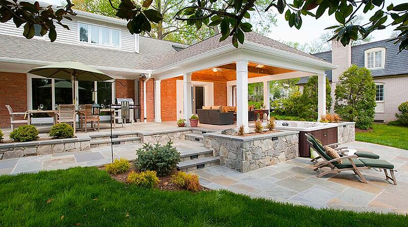 flagstone-porch-rockville-maryland-golf-course-house