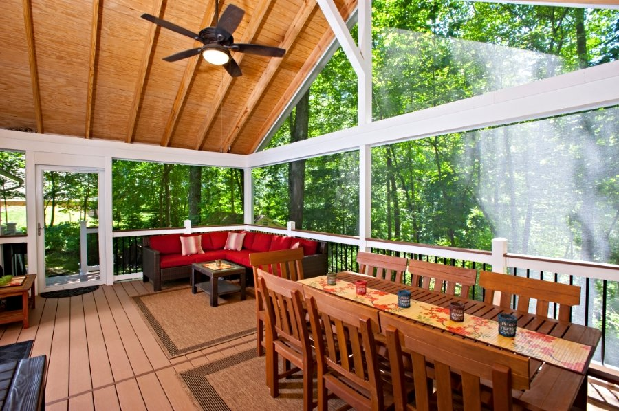 azek-decking-contractor-screen-room-interior-maryland-virginia