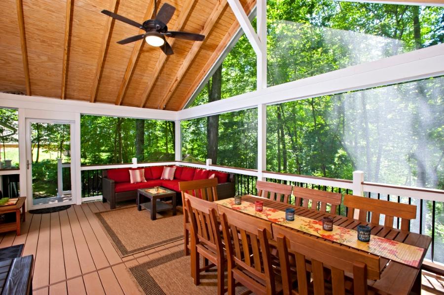 azek-decking-contractor-screen-room-interior-maryland-virginia
