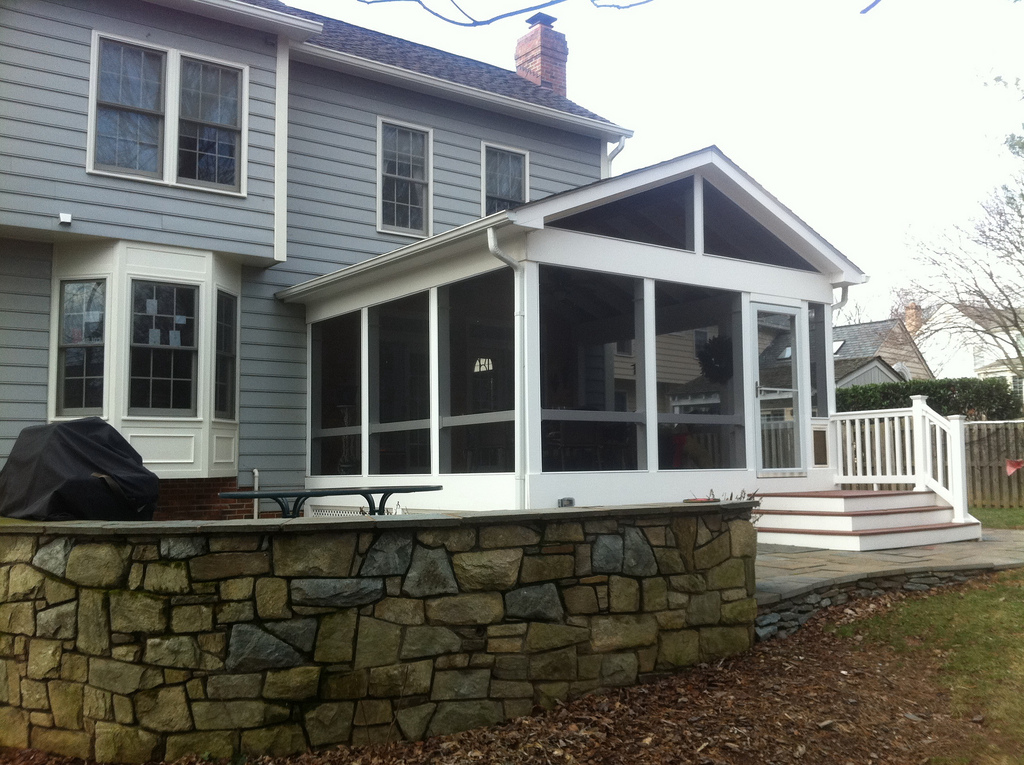 How Much Does It Cost To Update A Screened Porch