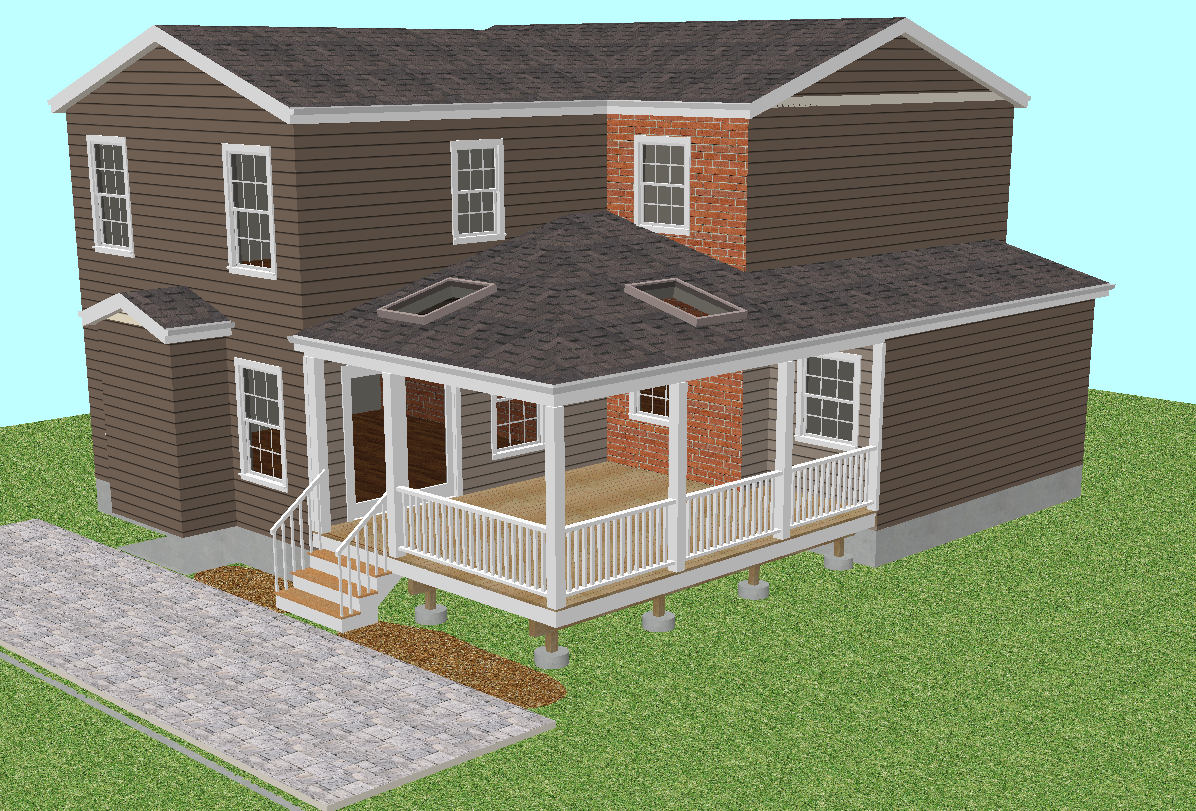 Free home addition consultation in maryland virginia or for Free home addition plans