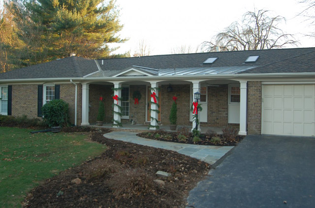 Roofing in Bethesda