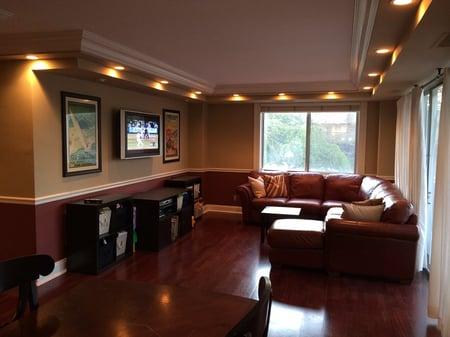 full interior renovation Bethesda, MD