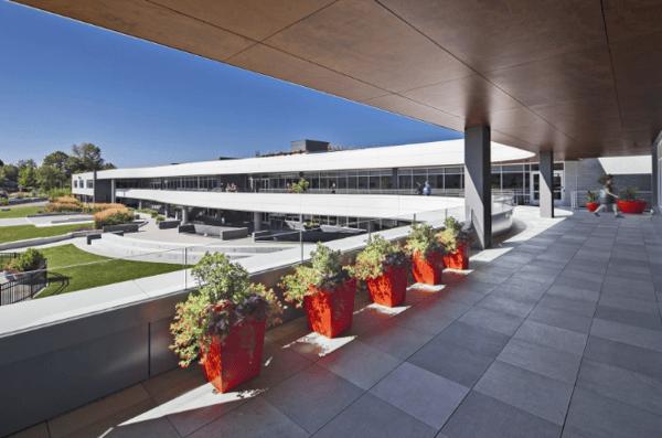 Archatrak Google Campus