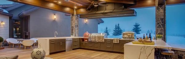 Danver commercial kitchen 1