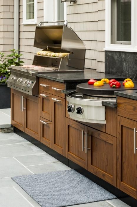 Danver outdoor kitchen grills