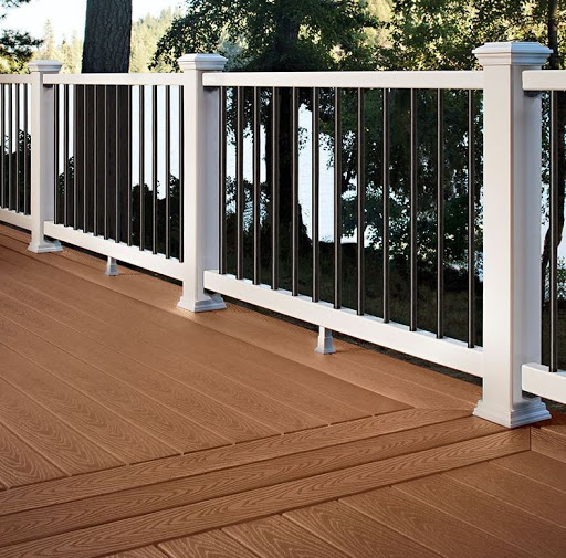 Design Builders trex decking 5