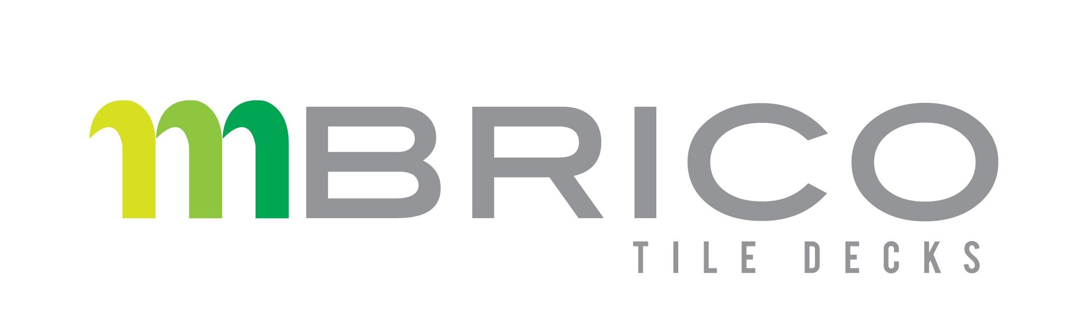 Mbrico tile decks logo