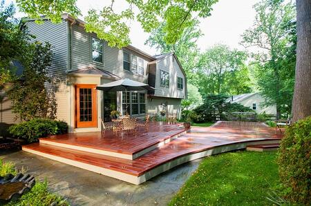 Zuri decking photo Maryland