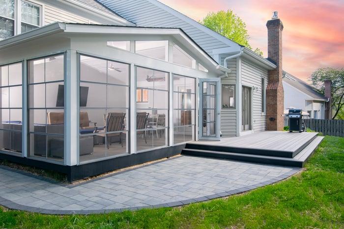 Design Builders sunspace windows4-1