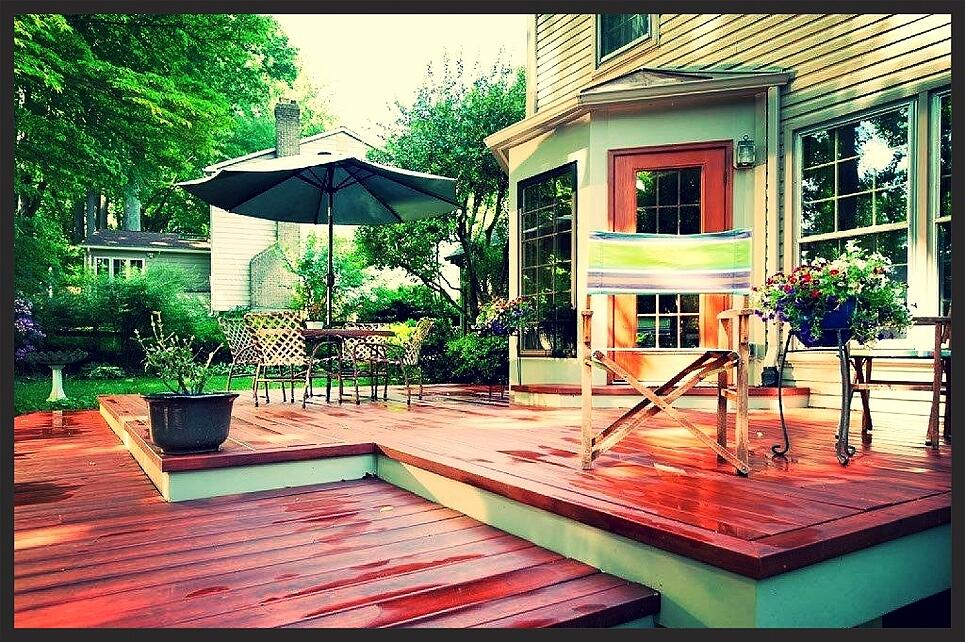 things to avoid putting on your Zuri deck in Maryland