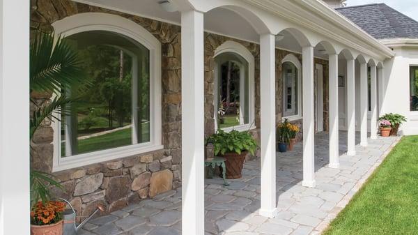 azek tapered columns 1