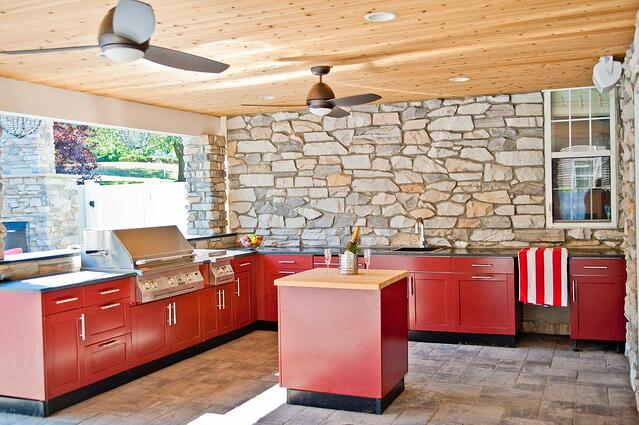 5 Ways Danver Cabinets are the Best Outdoor Kitchen Cabinets in ...