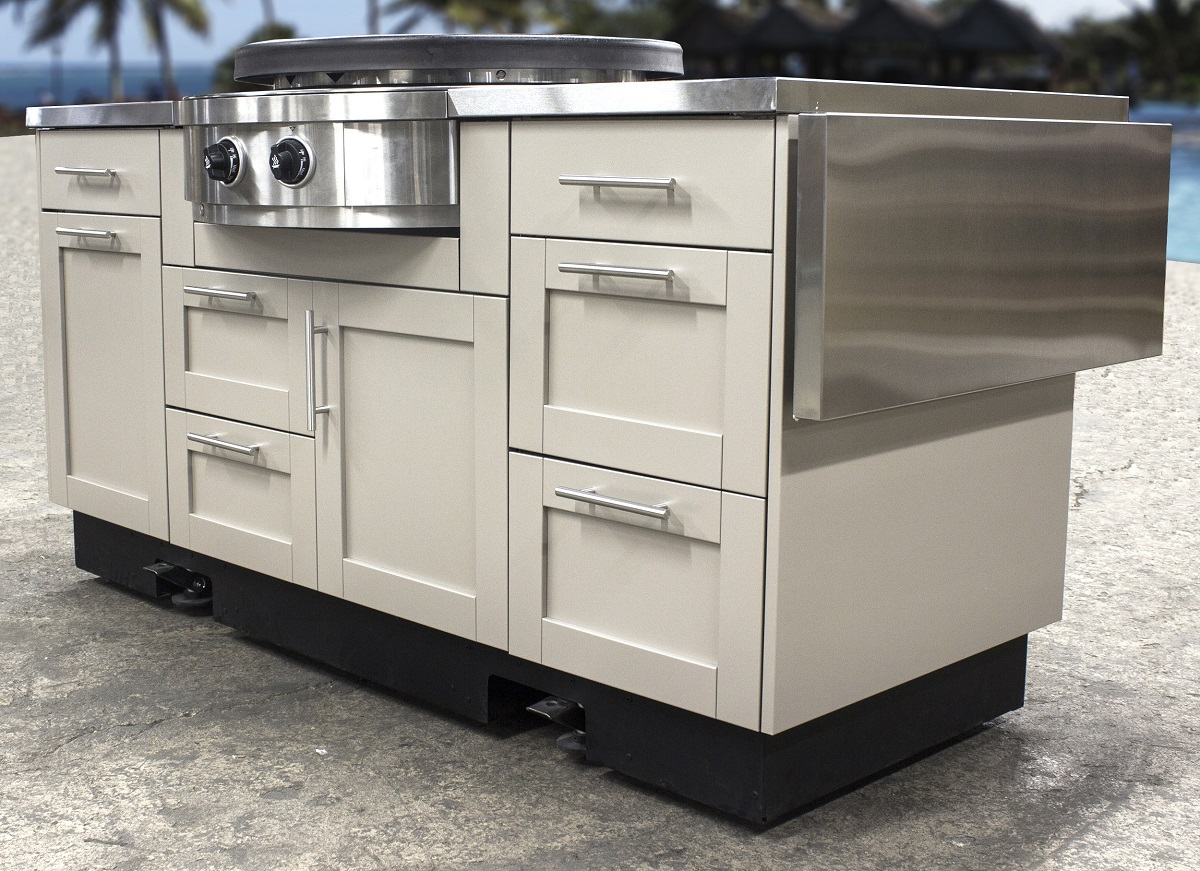 Where Are Danver Cabinets Used Outside Of The Residential Market