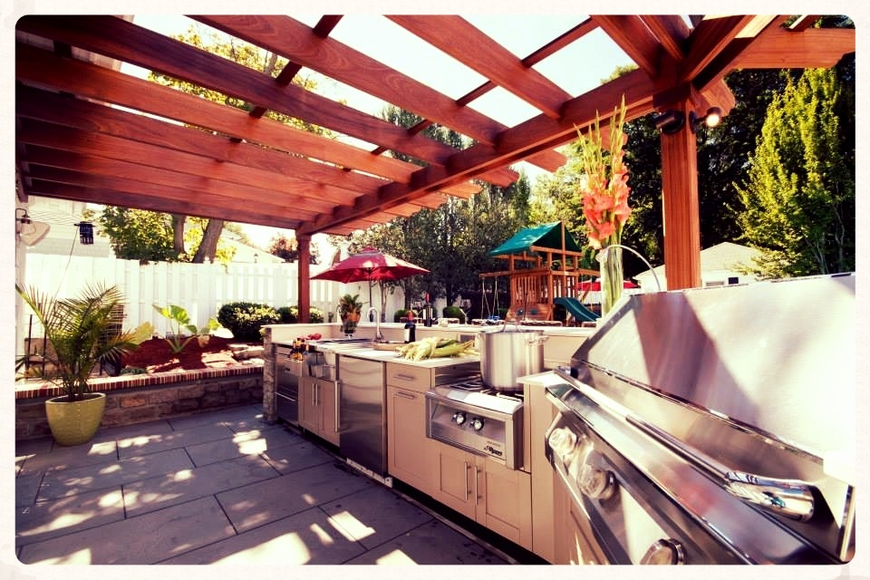 New Upcoming Technology In The Outdoor Kitchen Industry