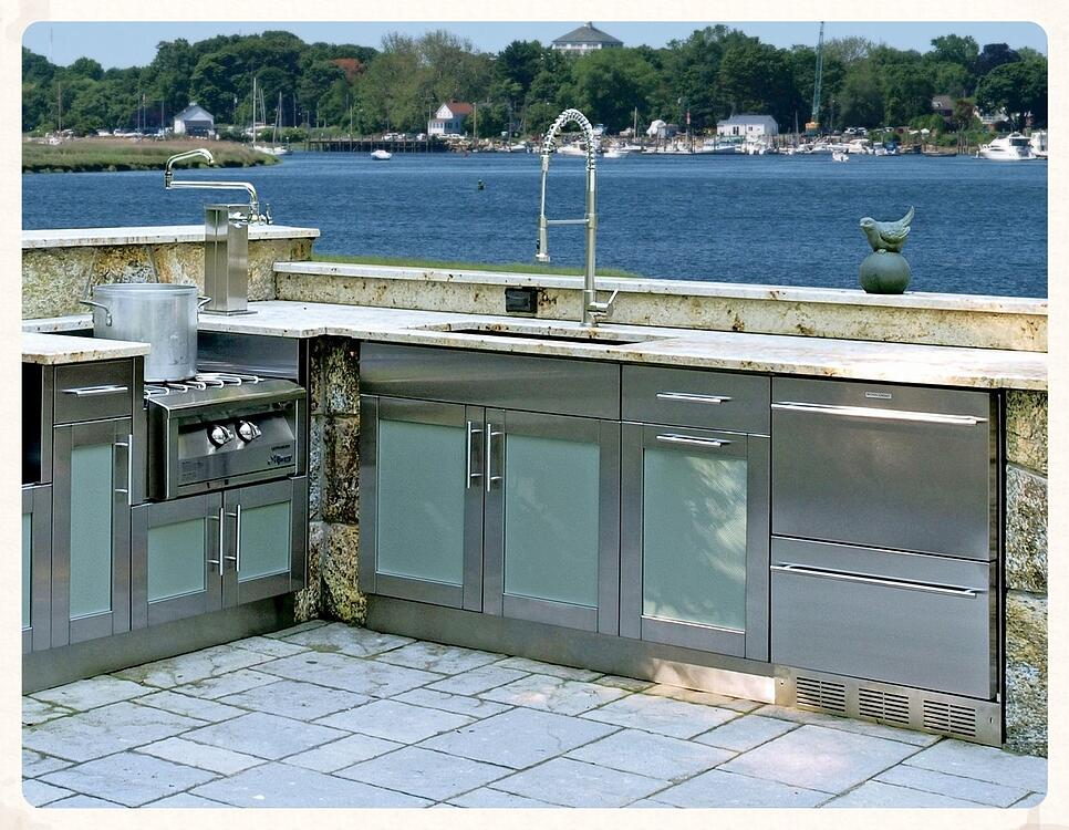 What Kind Of Warranty Does Danver Stainless Outdoor Kitchens Offer