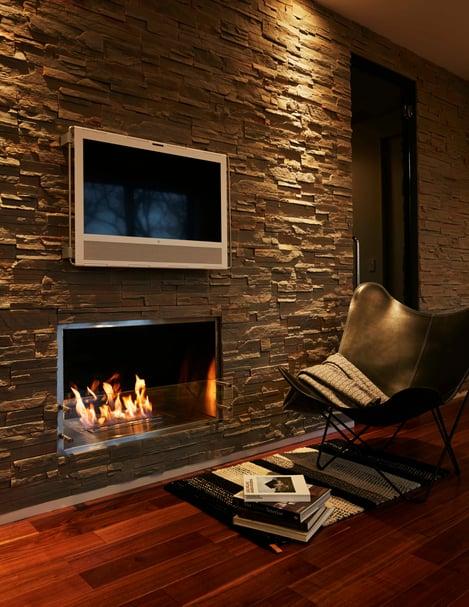 EcoSmart Fire 1000SS designer fireplace