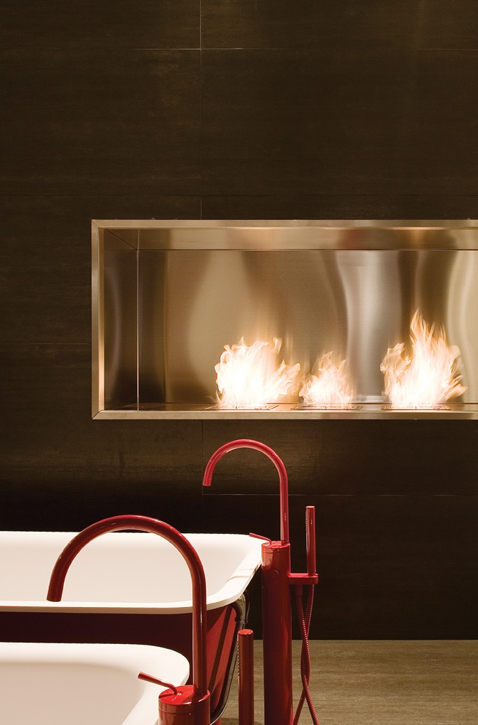 EcoSmart indoor firebox