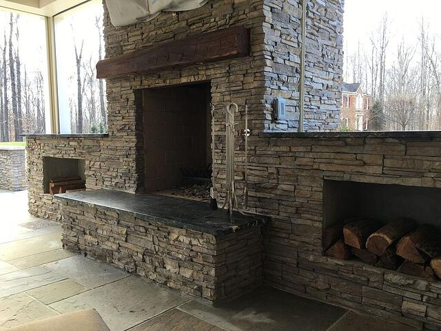 Top 3 Considerations For Building An Outdoor Wood Burning