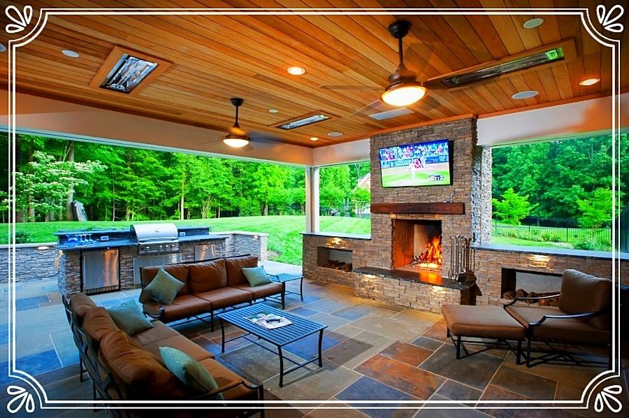 retractable screen porch Clifton, Virginia