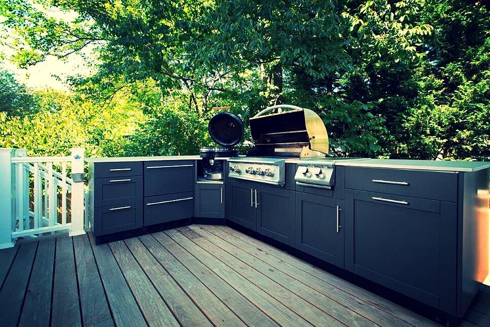 copper Danver outdoor cabinets in Montgomery County
