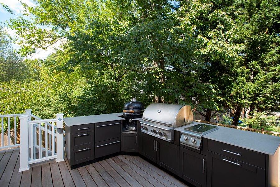 danver outdoor kitchen bethesda maryland