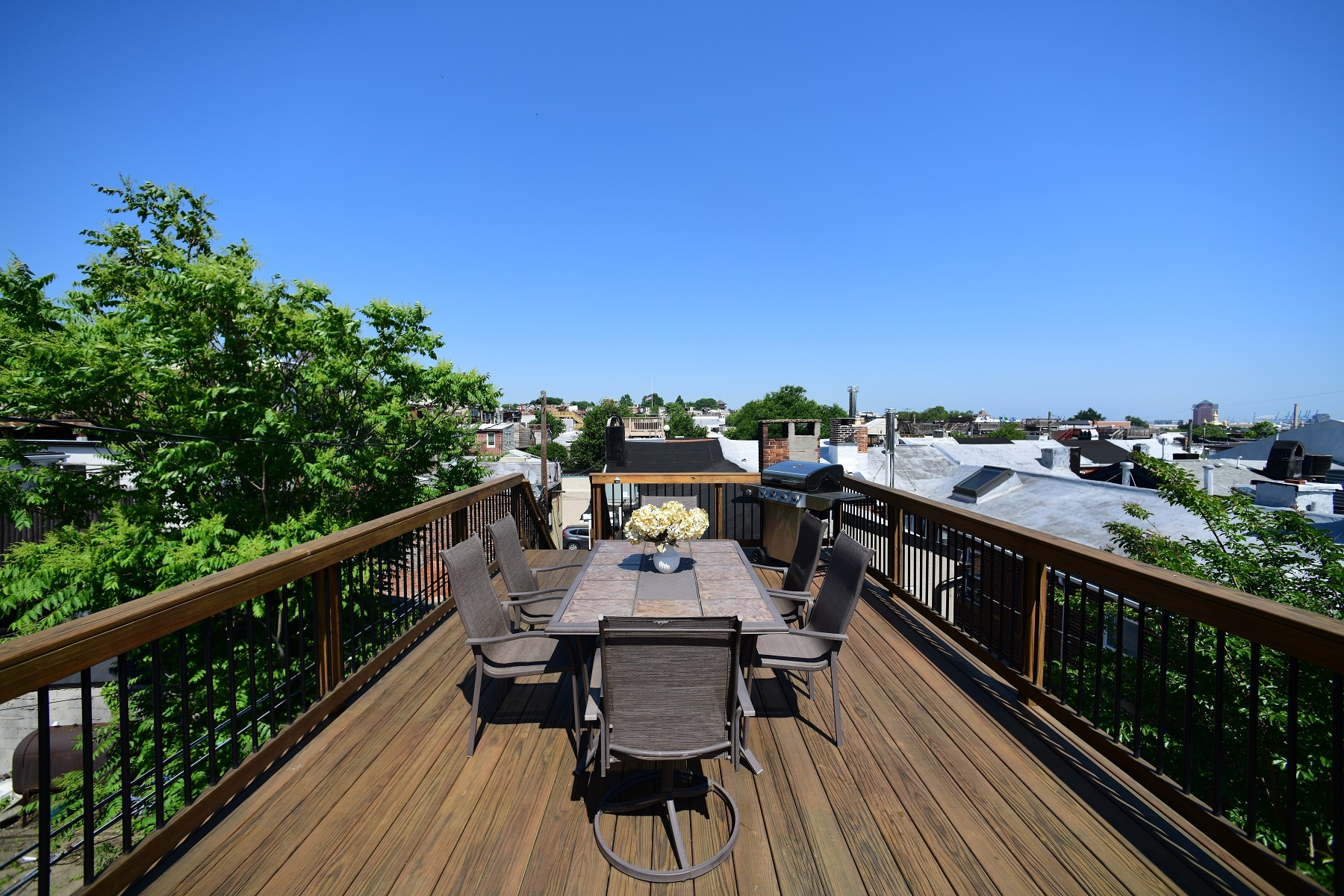 rooftop deck baltimore maryland