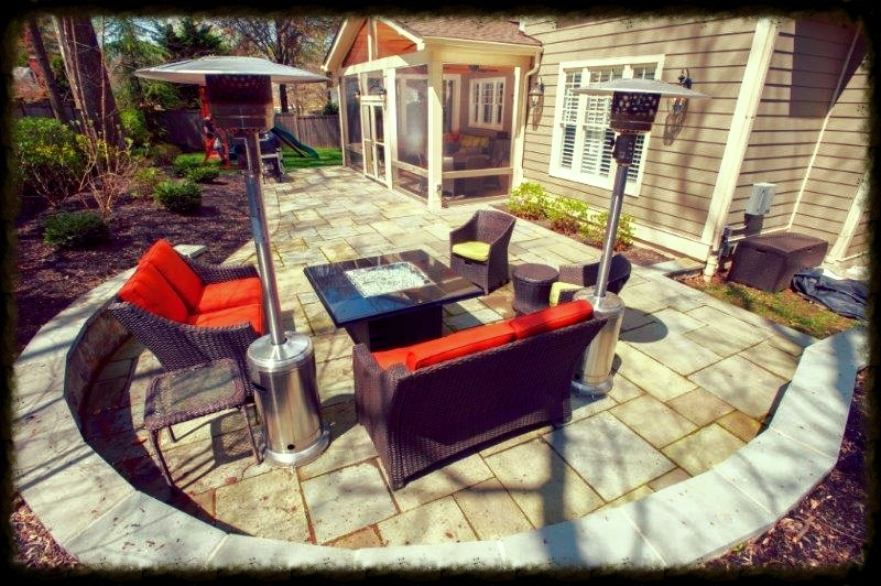 Infratech Outdoor Heaters In Maryland.