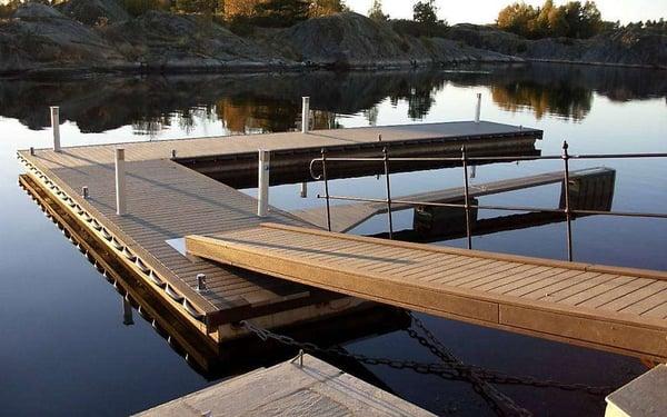 trex dock 2