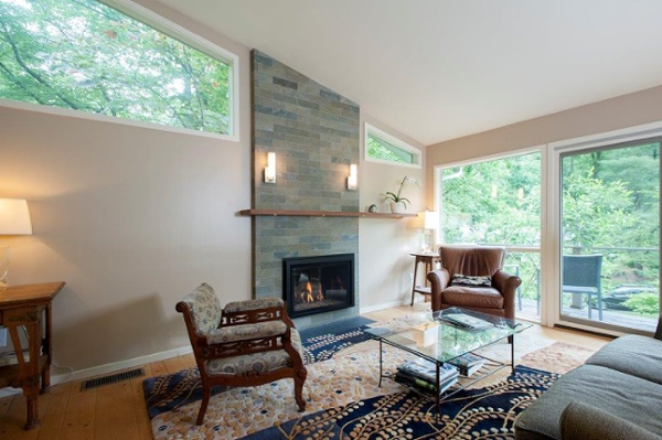 fireplace replacement Bethesda, Maryland