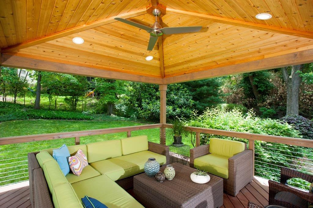 want to hire a deck contractor