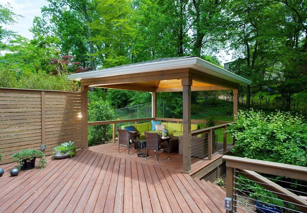 Using Cleaning Solutions On Pressure Treated Decks Yes Or No